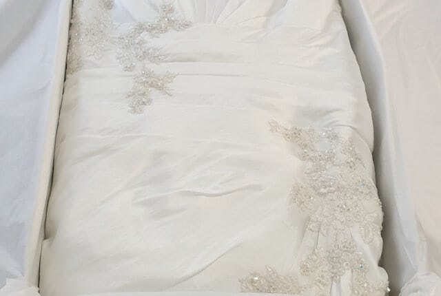 Bespoke / Other – Size 16 A-Line dress | Second hand wedding dresses Toowoomba - 6