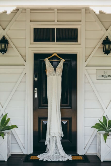 Made With Love Bridal – Size 10 Slip dress | Second hand wedding dresses Forest Hill - 3