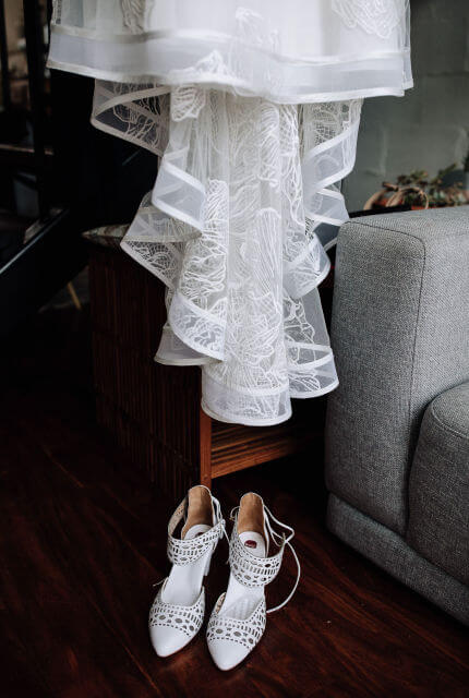 Suzanne Harward – Size 8 A-Line dress | Second hand wedding dresses South Yarra - 3