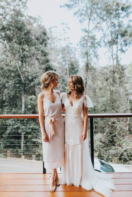 Erin Clare Couture – Size 10 Fit and Flare dress | Second hand wedding dresses Rowville - 5