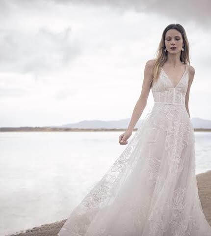 Suzanne Harward – Size 8 A-Line dress | Second hand wedding dresses South Yarra - 7