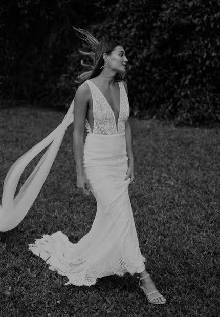 Made With Love Bridal – Size 10 Slip dress | Second hand wedding dresses Forest Hill - 2