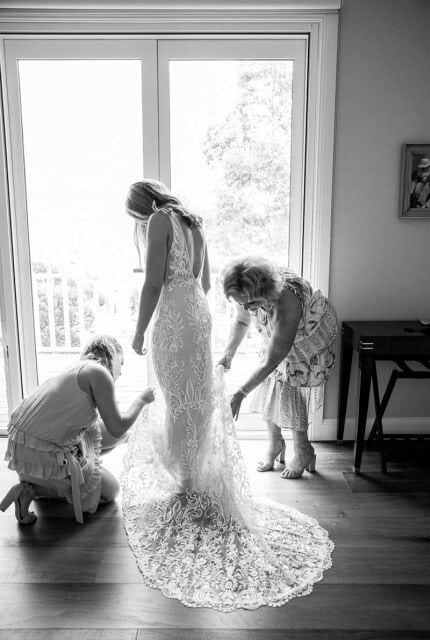 Made With Love Bridal – Size 8 Trumpet dress   Second hand wedding dresses Bellevue Hill - Size 8