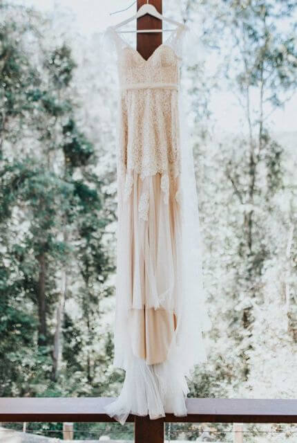 Erin Clare Couture – Size 10 Fit and Flare dress | Second hand wedding dresses Rowville - 2
