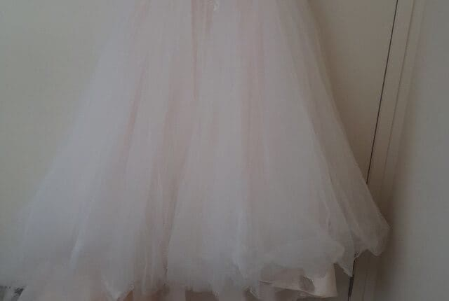 Cizzy – Size 16 Strapless dress | Second hand wedding dresses Muswellbrook - 6