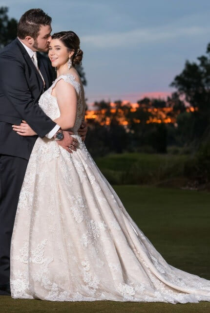San Patrick – Size 16 Ball Gown dress | Second hand wedding dresses Happy Valley - 2