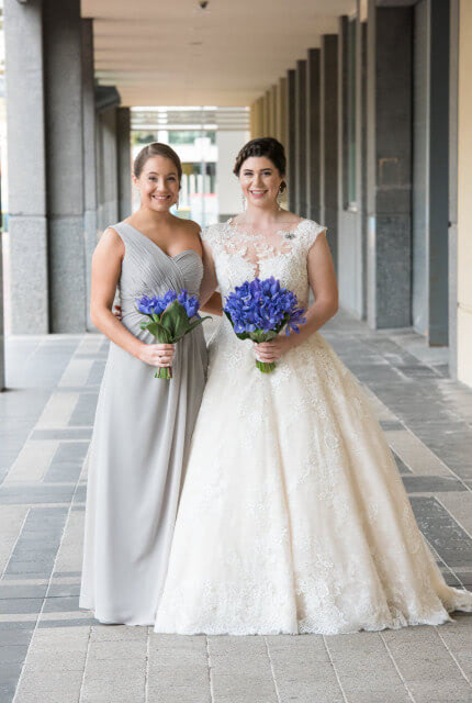 San Patrick – Size 16 Ball Gown dress | Second hand wedding dresses Happy Valley - 3