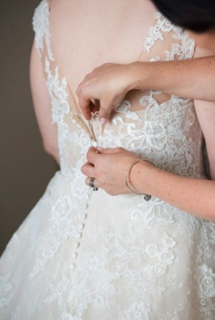 San Patrick – Size 16 Ball Gown dress | Second hand wedding dresses Happy Valley - Size 16
