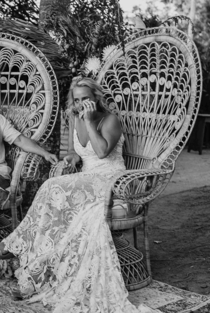 Grace Loves Lace – Size 10 Fit and Flare dress | Second hand wedding dresses Bangalow - 6
