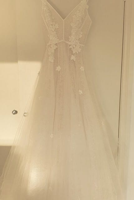 Alex Perry – Size 16 Petite dress | Second hand wedding dresses ST KILDA EAST - 12