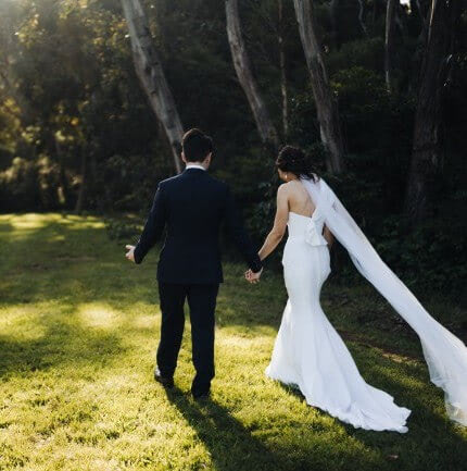Georgia Young Couture – Size 6 Fit and Flare dress | Second hand wedding dresses St Kilda - 7
