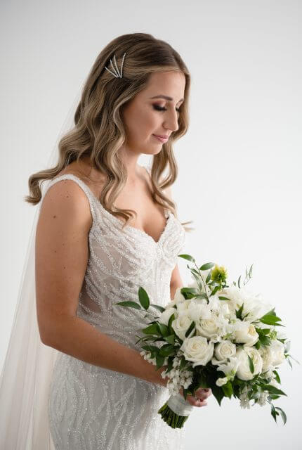 Annette of Melbourne – Size 10 Fit and Flare dress | Second hand wedding dresses FOOTSCRAY - 7