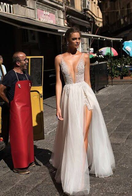 Berta – Size 6 Ball Gown dress | Second hand wedding dresses Surry hills - Size 6