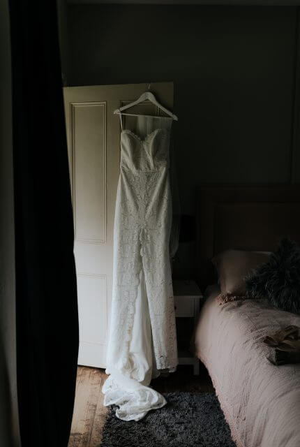 Bespoke / Other – Size 12 Strapless dress | Second hand wedding dresses Sale - 2