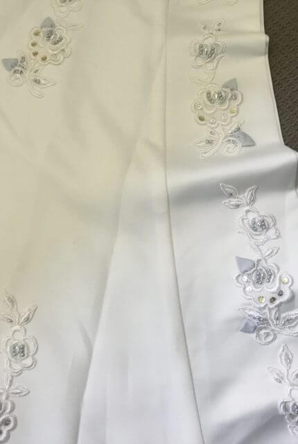 Sincerity Bridal – Size 10 Sheath dress | Second hand wedding dresses Lennox Head - 8