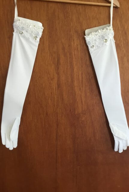 Sincerity Bridal – Size 10 Sheath dress | Second hand wedding dresses Lennox Head - 11