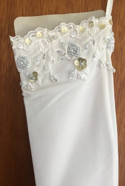 Sincerity Bridal – Size 10 Sheath dress | Second hand wedding dresses Lennox Head - 12