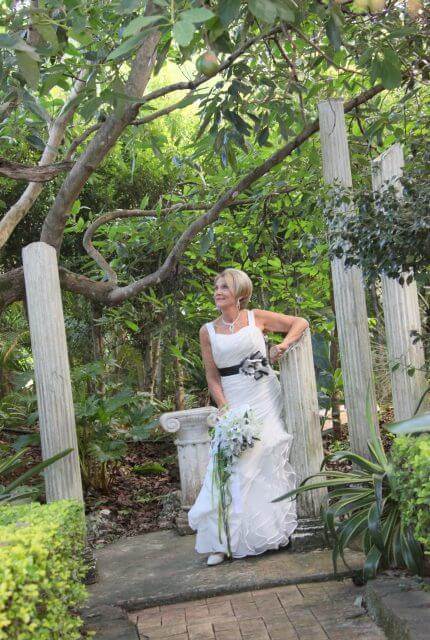 Bespoke / Other – Size 12 Fit and Flare dress | Second hand wedding dresses Mt Tamborine - 4