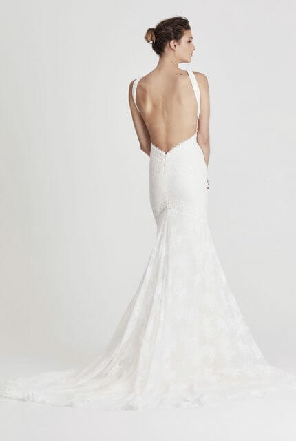 One Day Bridal – Size 10 Fit and Flare dress | Second hand wedding dresses Woollahra - 2