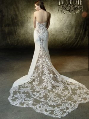Ball Gown dress by Enzoani