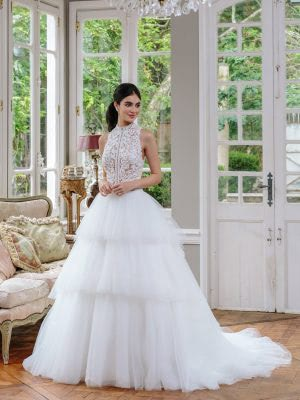 Ball Gown dress by Emerald Bridal
