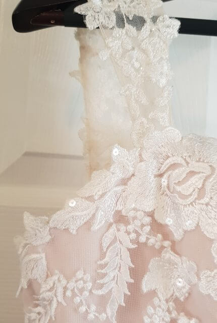 Bespoke / Other – Size 14 A-Line dress | Second hand wedding dresses CONSTITUTION HILL - 8