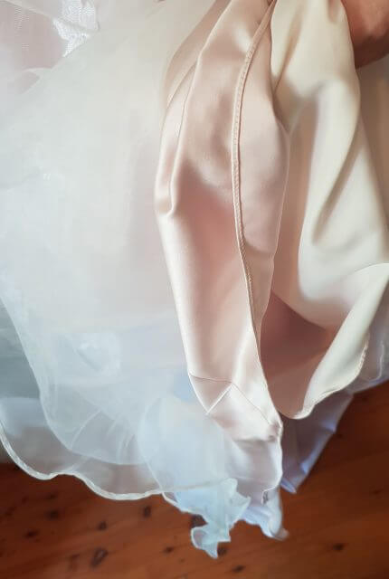 Bespoke / Other – Size 14 A-Line dress | Second hand wedding dresses CONSTITUTION HILL - 9