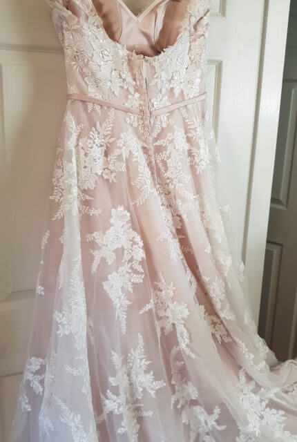 Bespoke / Other – Size 14 A-Line dress | Second hand wedding dresses CONSTITUTION HILL - 6
