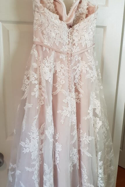 Bespoke / Other – Size 14 A-Line dress | Second hand wedding dresses CONSTITUTION HILL - 7