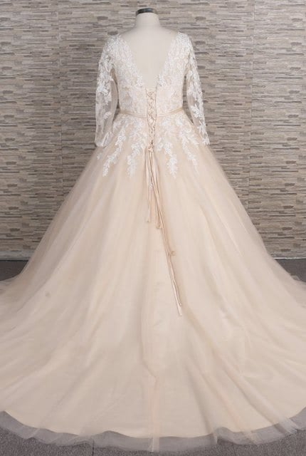 Bespoke / Other – Size 24 Ball Gown dress   Second hand wedding dresses 2560 - Size 24