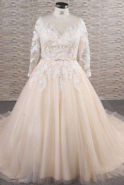 Bespoke / Other – Size 24 Ball Gown dress   Second hand wedding dresses 2560 - 2