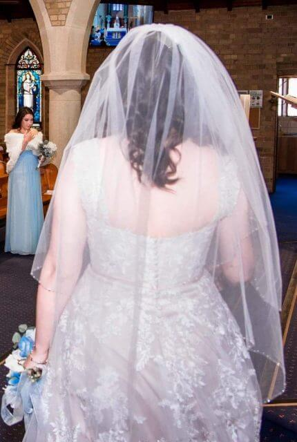Bespoke / Other – Size 14 A-Line dress | Second hand wedding dresses CONSTITUTION HILL - 2