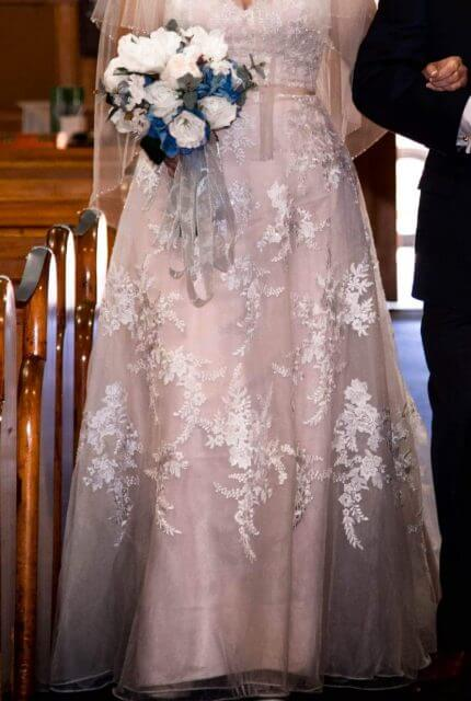 Bespoke / Other – Size 14 A-Line dress | Second hand wedding dresses CONSTITUTION HILL - Size 14