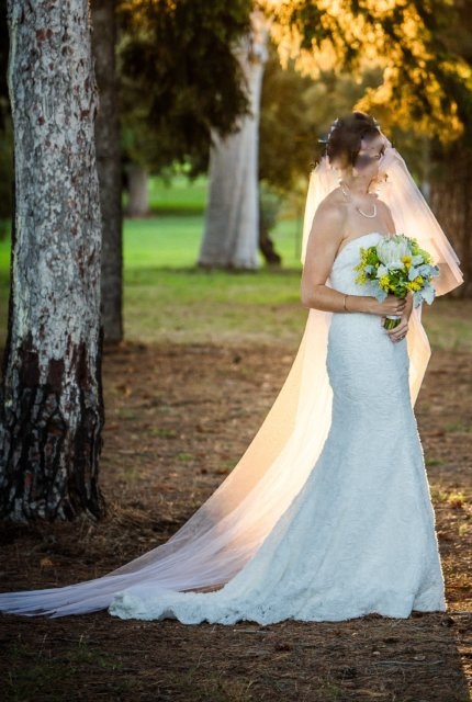 Rapsimo – Size 12 Fit and Flare dress   Second hand wedding dresses Adelaide - Size 12