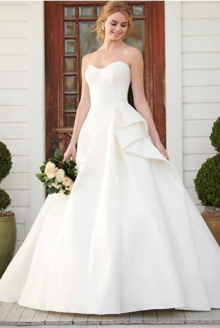 Martina Liana – Size 14 Ball Gown dress | Second hand wedding dresses Wollongong - 6