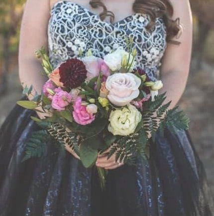 Bespoke / Other – Size 16 Ball Gown dress | Second hand wedding dresses Blakeview - Size 16