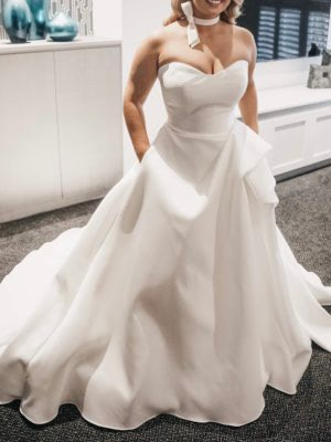 Ball Gown dress by Martina Liana