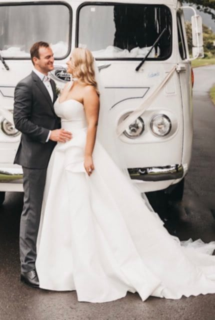 Martina Liana – Size 14 Ball Gown dress | Second hand wedding dresses Wollongong - 5