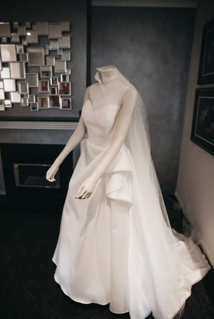 Martina Liana – Size 14 Ball Gown dress | Second hand wedding dresses Wollongong - 2