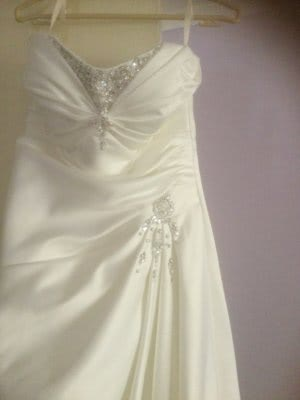 Fit and Flare dress by Brides Desire