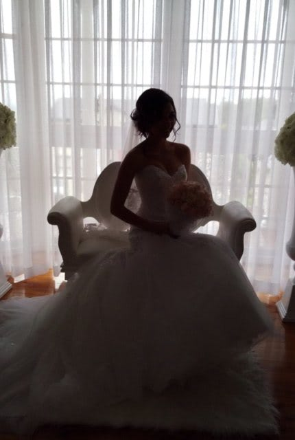 Sophia Tolli – Size 6 Fit and Flare dress | Second hand wedding dresses Balgownie - 8