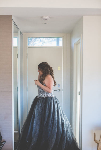Bespoke / Other – Size 16 Ball Gown dress | Second hand wedding dresses Blakeview - 2