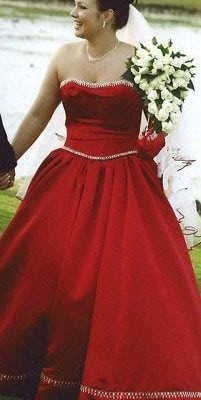 Ball Gown dress by Abbey Bridal