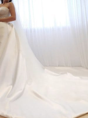 Ball Gown dress by Norma Bridal Couture