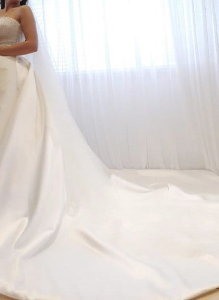 Norma Bridal Couture – Size 8 Strapless dress | Second hand wedding dresses Ryde - Size 8