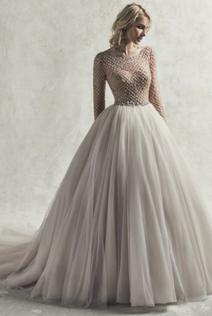 Sottero and Midgley – Size 6 Ball Gown dress | Second hand wedding dresses Manly - 4