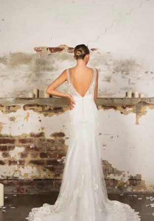 Cizzy Bridal – Size 12 A-Line dress | Second hand wedding dresses Narre Warren - 8