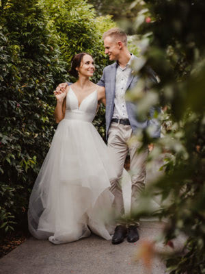 Ball Gown dress by Stella York
