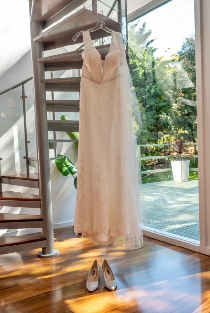 Cizzy Bridal – Size 12 A-Line dress | Second hand wedding dresses Narre Warren - 2