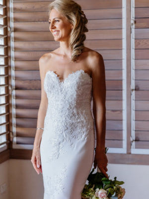A-Line dress by Pronovias